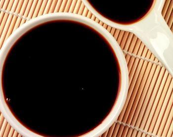 一次性餐盒: 酱油的功效与作用 - samanwenrou - 洒满温柔